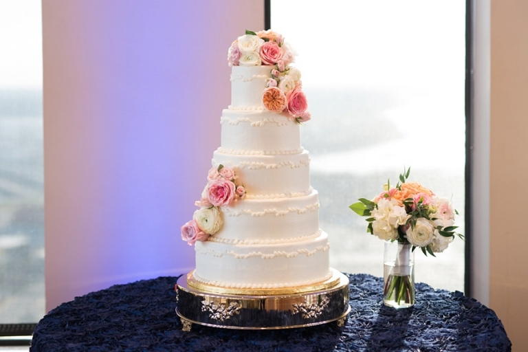 Sky loft tulsa wedding cakes Fashion wedding shop